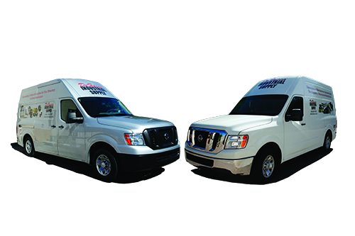 DeFusco Industrial Supply Vehicles